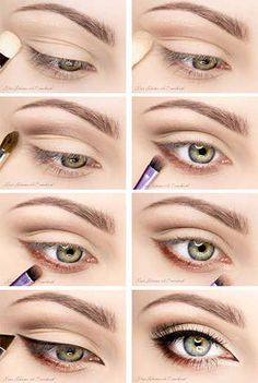 eye enlarging natural  #makeup
