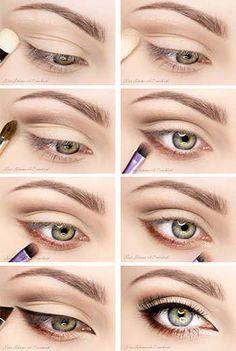 eye enlarging natural #makeup