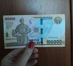 The new 10,000 Uzbek so'm banknote  #ulugbek #ulughbek #som #uzbekmoney Car Cost, Bus Ride, Banknote, Small Cars, Almost Always, Coins, Product Launch, Money, Blog