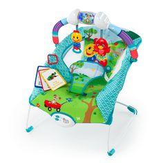 Caterpillar's Day at the Park Bouncer Feature #4: Removable fabric flash cards go with baby even when he's not using the bouncer. The C-link allows mom to add more toys to round out the fun! @BabiesRUs http://www.toysrus.com/buy/baby-bouncers/baby-einstein-caterpillar-s-day-at-the-park-bouncer-60354-51159176