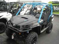 New 2016 Can-Am Commander™ XT™ 800R ATVs For Sale in Ohio. We carry the full line of powersports products from all the major manufactures. Financing is available and we accept all applications! All new units are in showroom condition and come with a full factory warranty. Our sale prices are not honored to walk-in customers at any of our Xtreme dealerships. Call or text Adam at 740-296-3496 today for a hassle free shopping experience! **Price includes $500 rebate from Can-Am valid through…