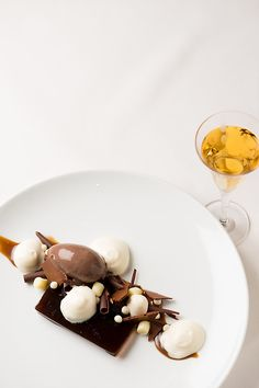 1000 Images About Plated Desserts On Pinterest Plated