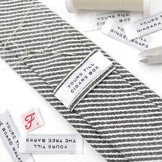 Forage ties
