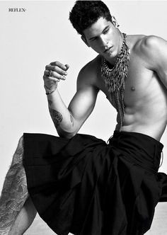 Diego Fragoso Reflex Homme by Eric Alessi