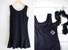 Easy Flapper Dress Tutorial