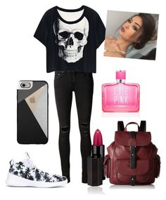 """""""Untitled #16"""" by dachiri on Polyvore featuring rag & bone/JEAN, Casetify, NIKE, Victoria's Secret, Serge Lutens and Kenneth Cole Reaction"""