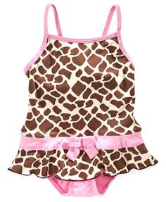 Pink Platinum Baby Swimwear, Baby Girls Animal « Clothing Impulse