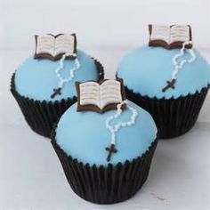 Resultados de la búsqueda de imágenes: cupcake primera comunion - Yahoo Search