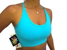 Margarita Activewear 1230 Turquoise Blue Strings of Flower - Activewear Boutique - Margarita Activewear and Sportwear