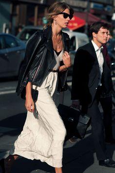 Veronica Heilbrunner at Paris Fashion Week