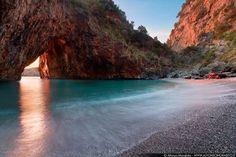 Spiaggia dell'Arcomagno  San Nicola Arcella, (CS)