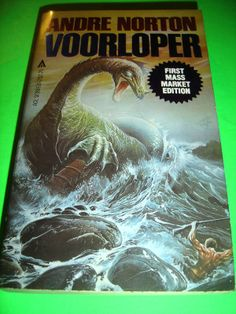 VOORLOPER BY ANDRE NORTON 1981 ACE PB BOOK
