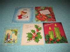197 vintage greeting cards 1930 1970 s christmas cards art