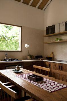 Josette (interior designer) and Frederic's Bali, Indonesia home.