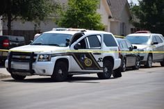 Bexar County Sheriff's deputies investigate the scene of an officer involved shooting in the 24000 b... - Mark D. Wilson/San Antonio Express-News