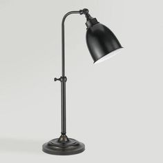 "One of my favorite discoveries at WorldMarket.com: Bronze Pharmacy Table Lamp 7""x7""x25"". $89 - Must wait for sale!"