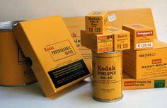 Aaahh, the smell of Kodak developer-reminds me of when I used to help my Dad in the darkroom as a child