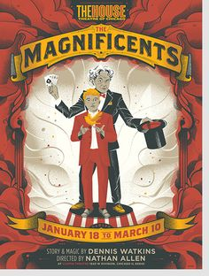The Magnificents | The House Theatre of Chicago