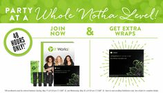 EXTENDED TILL FRIDAY~ 05/22/2015 Have You Tried That Crazy Wrap Thing? | It Works   http://wrappinglisacook.myitworks.com/