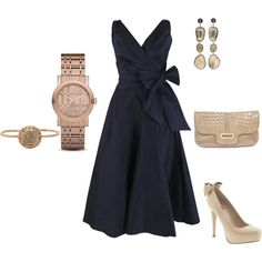 """""""Midnight Blues"""" by melanieclarkdorsey on Polyvore"""
