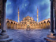 Süleymaniye mosque, İstanbul