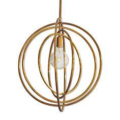 Concentrical Pendant