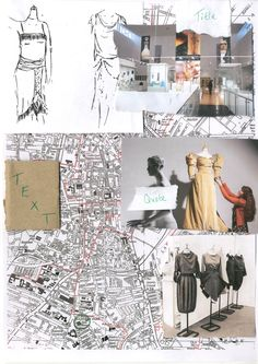 This is the layout, i would like my page to look like. I have selected the images, they are ragged, and look hand craft. The top left image is my own illustration that i have scanned in and edited. Then the images i selected are taken from pinterest and the internet. The background is a map of Belfast, and a green circle on the ulster museum.