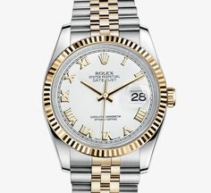 Master Classic - Rolex Datejust Watch - Rolex Timeless Luxury Watches