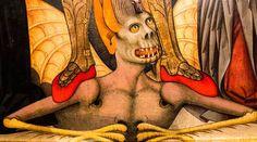 """O demônio sempre tenta as pessoas para que pequem, por isso o Apóstolo São Paulo afirma em sua carta aos Efésios que a batalha não é contra inimigos de carne e sangue, mas sim contra os """"soberanos do mundo das trevas, contra os espíritos do mal que habitam no espaço""""."""