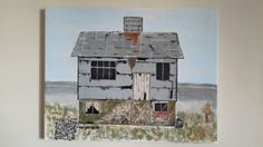 Abandoned Abandoned, Painting, Art, Left Out, Art Background, Painting Art, Paintings, Kunst, Drawings