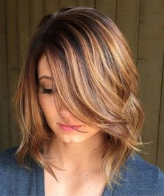 Fascinating Medium Hairstyles 2018 For A Jaw Dropping Look for Women