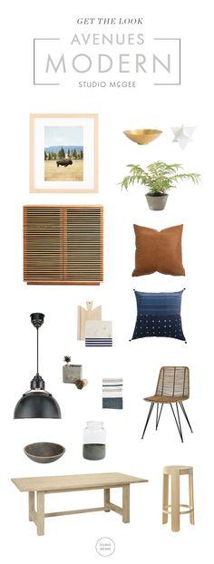 Modern Living Space Inspiration