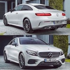 New Luxury Cars For Women Dreams Mercedes Benz Ideas - Classic Cars Mercedes E Class Coupe, Mercedes Benz Cars, Jeep Cars, Audi Cars, Vintage Car Bedroom, New Luxury Cars, Ford Mustang Car, Cool Old Cars, Old Classic Cars