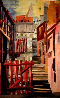 Elizabeth Barton - Art Quilt
