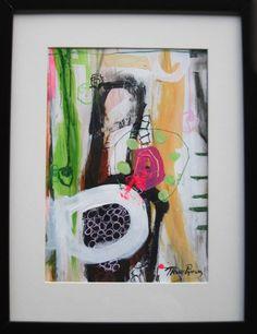 Nr. 71 30x40 cm 1.500,00 DKK Contemporary Abstract Art, Modern Art, Inspirational Artwork, Art Abstrait, Paintings I Love, Art Oil, Love Art, Printable Art, Collagen