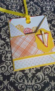 samantha  designs: Birthday Criss Cross Card
