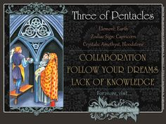 Three of Pentacles 3