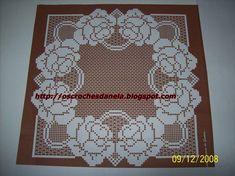 Crochet Placemats, Crochet Doilies, Crochet Lace, Cross Stitch Fabric, Cross Stitch Flowers, Filet Crochet, Bargello, Christmas Cross, Needlework