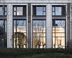 Classic Architecture, Commercial Architecture, Chinese Architecture, Futuristic Architecture, Facade Architecture, New Classical Architecture, Entrance Design, Facade Design, Modern House Facades