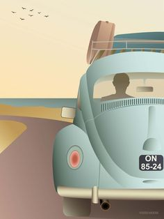 Vissevasse VW Beetle – ViSSEVASSE