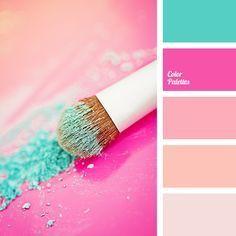 Image result for little girl bedroom color palette