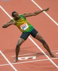 JAMAICA JAMAICA: Bolt sets new 100m indoors best time of 9.98sec
