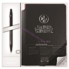 Cross Click Kalem+Jotzone Defter Star Wars Hediye Set - Darth Vader
