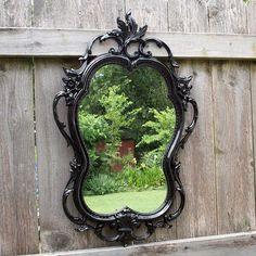 Vintage Syroco Mirror by TheCherryAttic