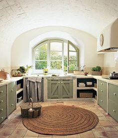 31 mejores imágenes de Cocinas de obra   Bar grill, Google y Home decor