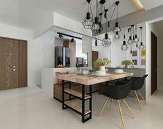 Kitchen concept minus the glass