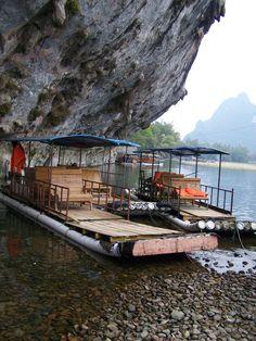 the Lijang river