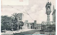 España Tarjeta Postal Sevilla (CB-549) | eBay