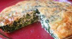 Λαχταριστή και πανεύκολη πίτα με τυρί και σπανάκι χωρίς φύλλο