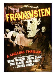 Films d'horreur affiches sur AllPosters.fr